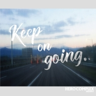Keep on going.