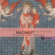 マショー:ノートルダム・ミサ、システィーナ礼拝堂の音楽 アンドルー・パロット&タヴァナー・コンソート(2CD)