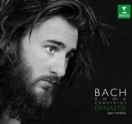 J.S.バッハ:チェンバロ協奏曲第1番、J.C.バッハ:チェンバロ協奏曲 ジャン・ロンドー、ソフィー・ジェント、ルイ・クレアック、他