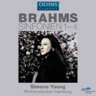 Complete Symphonies, Tragic Overture : Simone Young / Hamburg Philharmonic (3CD)