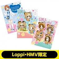ガールズ&パンツァー 劇場版 クリアファイル3枚セット【Loppi・HMV限定】