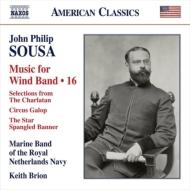 吹奏楽のための作品集第16集 キース・ブライオン&オランダ王立海軍軍楽隊