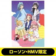 魔法少女まどか☆マギカ A3クリアポスター(ナイトウェア)【ローソン・HMV限定】