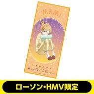 魔法少女まどか☆マギカ マイクロファイバータオル(ナイトウェア 巴マミ)【ローソン・HMV限定】
