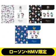 B-PROJECT〜鼓動*アンビシャス〜A5クリアファイルセット3枚セット【ローソン・HMV限定】