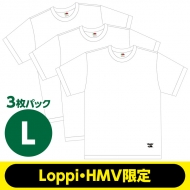 フルーツオブザルーム 仮面ライダーTシャツ3枚パック(L)【Loppi・HMV限定】