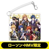 PVCパスケース(ST☆RISH)【ローソン・HMV限定】