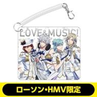 PVCパスケース(QUARTET NIGHT)【ローソン・HMV限定】