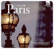 『パリ〜ドビュッシー、ラヴェル、サン=サーンス、サティ』(2CD)