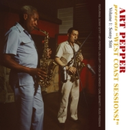 Art Pepper Presents: West Coast Sessions Volume 1: Sonny Stitt (2CD)