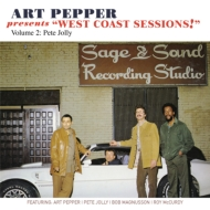 Art Pepper Presents: West Coast Sessions Volume 2: Pete Jolly