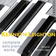 ピアノ独奏作品全集 アンジェラ・ブラウンリッジ(3CD)