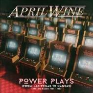 Power Plays (From Las Vegas To Kansas): Live On Radio 1981-1982