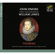 John Jenkins & His Most Esteemed Friend William Lawes: Theorema
