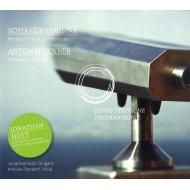 ブルックナー:交響曲第9番、グバイドゥーリナ:ヴィオラ協奏曲 ジョナサン・ノット&ユンゲ・ドイチェ・フィル、アントワン・タメスティ(2CD)
