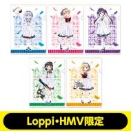 ご注文はうさぎですか?? A4クリアファイル5枚セット(聖歌隊)【Loppi・HMV限定】
