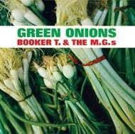 Green Onions +8 Extra Tracks