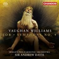 交響曲第9番、仮面劇『ヨブ』 アンドルー・デイヴィス&ベルゲン・フィル