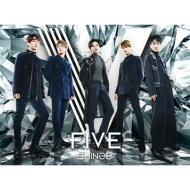 FIVE [First Press Limited Edition A] (CD+Blu-ray+Photobooklet 48P)