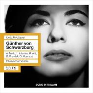 Gunther Von Schwarzburg(Italian): De Fabritiis / Milan Rai So Infantino Arie Moffo
