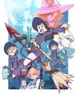 TVアニメ「リトルウィッチアカデミア」Vol.4 Blu-ray 初回生産限定版