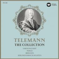 ゲオルク・フィリップ・テレマン・ザ・コレクション(13CD)