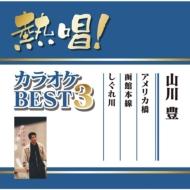 熱唱!カラオケBEST3 山川 豊