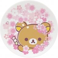 まめ皿(リラックマ) / 桜リラックマテーマ