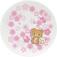 まめ皿(コリラックマ) / 桜リラックマテーマ