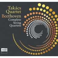 Complete String Quartets : Takacs Quartet(7CD)(+blu-ray Audio)(+DVD)