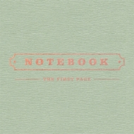 1st Mini Album: NOTEBOOK
