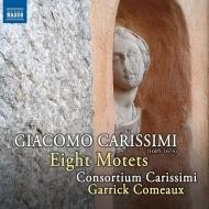 8つのモテット ギャリック・コモー&コンソルティウム・カリッシミ