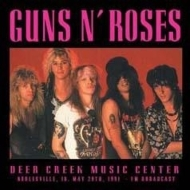 Guns N' Roses/Deer Creek Music Center: Noblesville In May 20th 1991 - Fm Broadcast