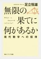 無限の果てに何があるか 現代数学への招待 角川ソフィア文庫