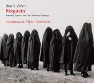 ヴェッキ:レクィエム〜ルーベンスの葬送とアントワープのバロック ビョルン・シュメルツァー&グランドラヴォア