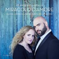 Miracolo D'amore-love Airs & Duets: Andueza(S)X.sabata(Ct)La Galania