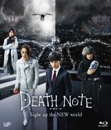 デスノート Light up the NEW world Blu-ray