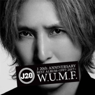 J 20th Anniversary BEST ALBUM <1997-2017> W.U.M.F.