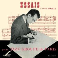 Essais Par Le Jazz Groupe De Paris