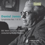 交響曲第1番、第10番 ブライデン・トムソン&BBCウェールズ交響楽団