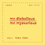 Mr Diabolicus -Mr Mysterious