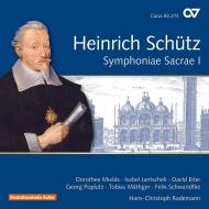シンフォニア・サクレ第1集 ハンス=クリストフ・ラーデマン&器楽アンサンブル、ドロテー・ミールズ、他(2CD)