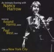 Intimate Evening With Nancy Harrow: Live In Nyc