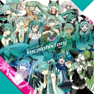 EXIT TUNES PRESENTS Vocalohistory feat.初音ミク 【3939セット限定生産盤】