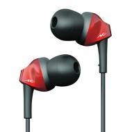 ローチケHMVHEADPHONES/Pure Standard Series In-ear Headphones(Hp-nef21) レッド