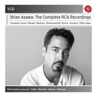ブライアン・アサワ・コンプリートRCAレコーディングズ(5CD)