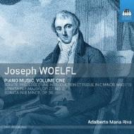 Piano Works Vol.1: Adalberto Maria Riva