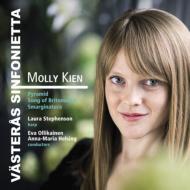 Song Of Britomartis: Stephenson(Hp)Helsing / Ollikainen / Vasteras Sinfonietta
