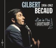 Live In Paris 1956-1962