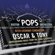 Oscar & Tony-award Winning Music From The Stage: Lockhart / Boston Pops O